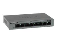 NETGEAR GS308 - commutateur - 8 ports - non géré - Ordinateur de bureau