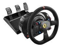 Thrustmaster Ferrari T300 Integral Racing Alcantara rat og pedalsæt
