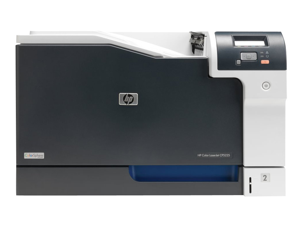 HP Color LaserJet Professional CP5225n - imprimante - couleur - laser