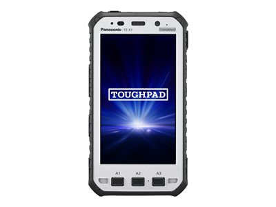 "Panasonic Toughpad FZ-X1 - Tablet - Android 4.2.2 (Jelly Bean) - 32 GB - 5"" VA (1280 x 720) - barcode reader - microSD slot - 4G - Verizon, AT&T - with Toughbook Preferred Service"