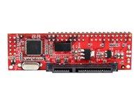 StarTech.com Conversor Adaptador IDE PATA de 40 pines a SATA - Convertidor para Disco Duro SSD - 1x IDE Macho