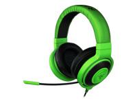Razer Kraken Pro Headset fuld størrelse neongrøn