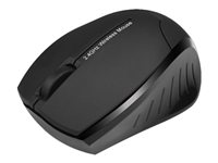 Klip Xtreme KMO-310BK Beetle - Mouse - optical