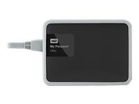 WD Grip Pack WDBFMT0000NSL Beskytter til ekstern harddisk røgfarvet