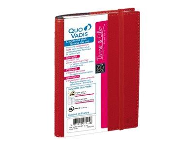 Quo Vadis Time & Life Pocket - agenda