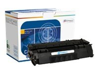 Image of Dataproducts - black - remanufactured - toner cartridge ( replaces HP 53A )