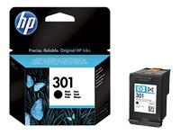 HP 301 - noir - originale - cartouche d'encre