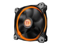 Thermaltake Riing 14 LED RGB 256 Colors - Case fan - 140 mm