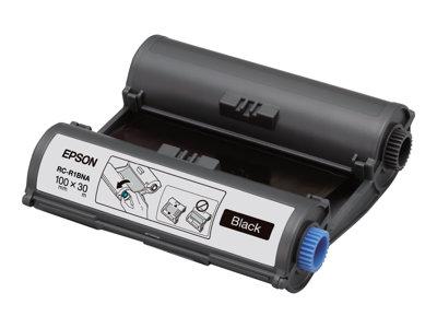 Epson RC-R1BNA - 1 - černá - 100 mm x 30 m - Tisková páska - pro LabelWorks Pro100