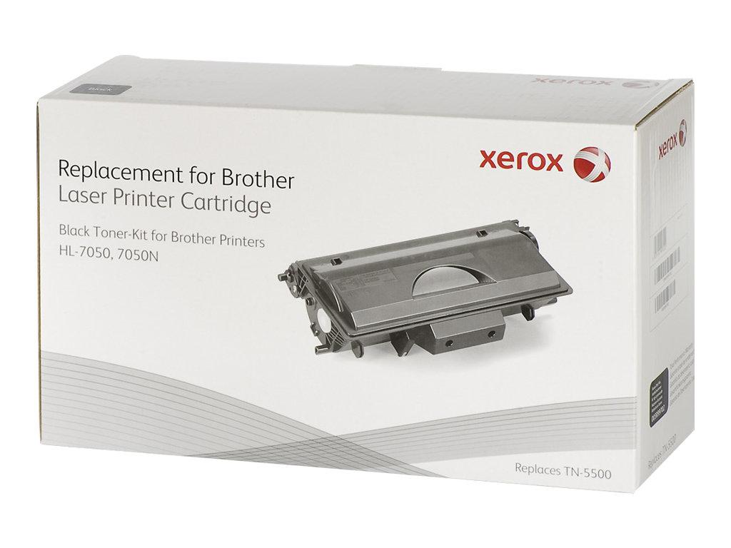 Xerox - noir - cartouche de toner (équivalent à : Brother TN5500)