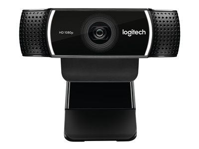 Logitech HD Pro Webcam C922 - Webová kamera - barevný - 720p, 1080p - H.264