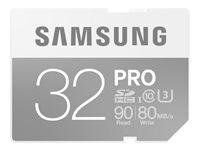 SAMSUNG, SD Card PRO U3 32GB