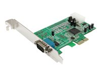 STARTECH.COM  1 port Native PCI Express RS232 Serial Adapter Card with 16550 UARTPEX1S553