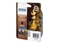 EPSON  T0511 Twin PackC13T05114220
