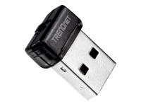TRENDnet TEW-648UBM Netværksadapter USB 2.0 802.11b, 802.11g, 802.11n
