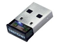 TRENDnet TBW-106UB Netværksadapter USB Bluetooth 2.0 EDR Klasse 1