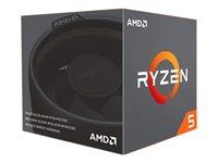 AMD Ryzen 5 2600 - 3.4 GHz - 6 núcleos