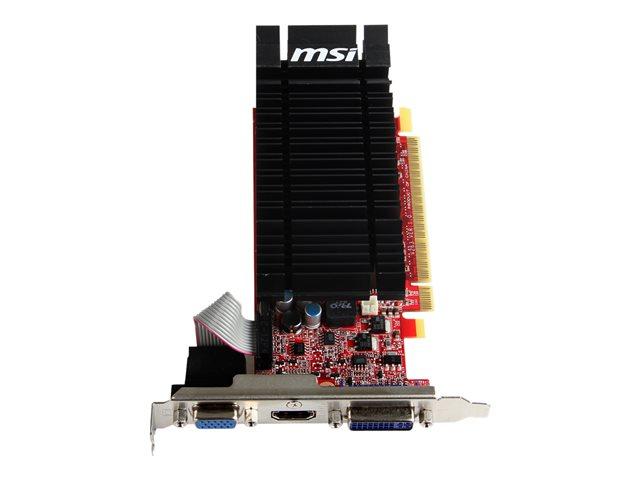 MSI N610-2GD3H/LP