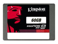 """Kingston SSDNow V300 Solid state drive 60 GB intern 2.5"""" SATA 6Gb/s"""