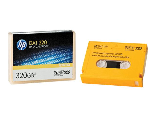 HP   DAT x 1   160 GB