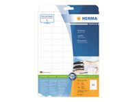 HERMA Special Selv-klæbende hvid