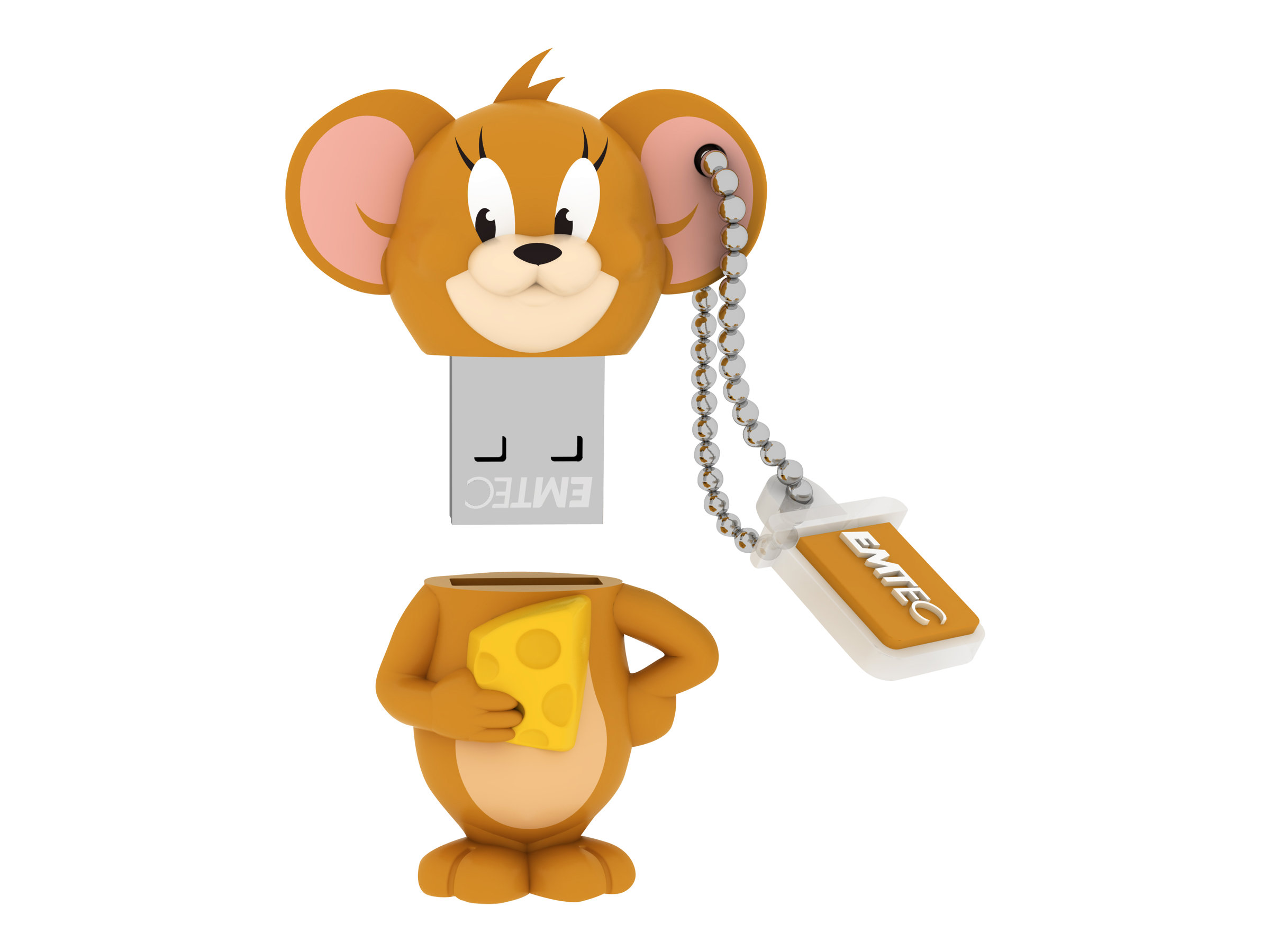 EMTEC Tom & Jerry range - Clé USB - 8 Go - USB 2.0 - Jerry
