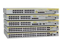 Switch AT-x610-48Ts, 48 Port Gigabit Advanced Layer 3 Switch w/