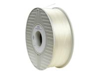Verbatim Gennemsigtig 1 kg ABS-filament (3D)