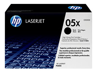 HP Cartouches Laser CE505X