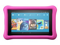 "Amazon Kindle Fire 7 - Kids Edition - tablet - 16 GB - 7"" IPS (1024 x 600) - microSD slot - pink"