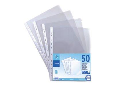 Pochettes Perfor Es Pochette Plastique Transparente Bureau Vall E Discount