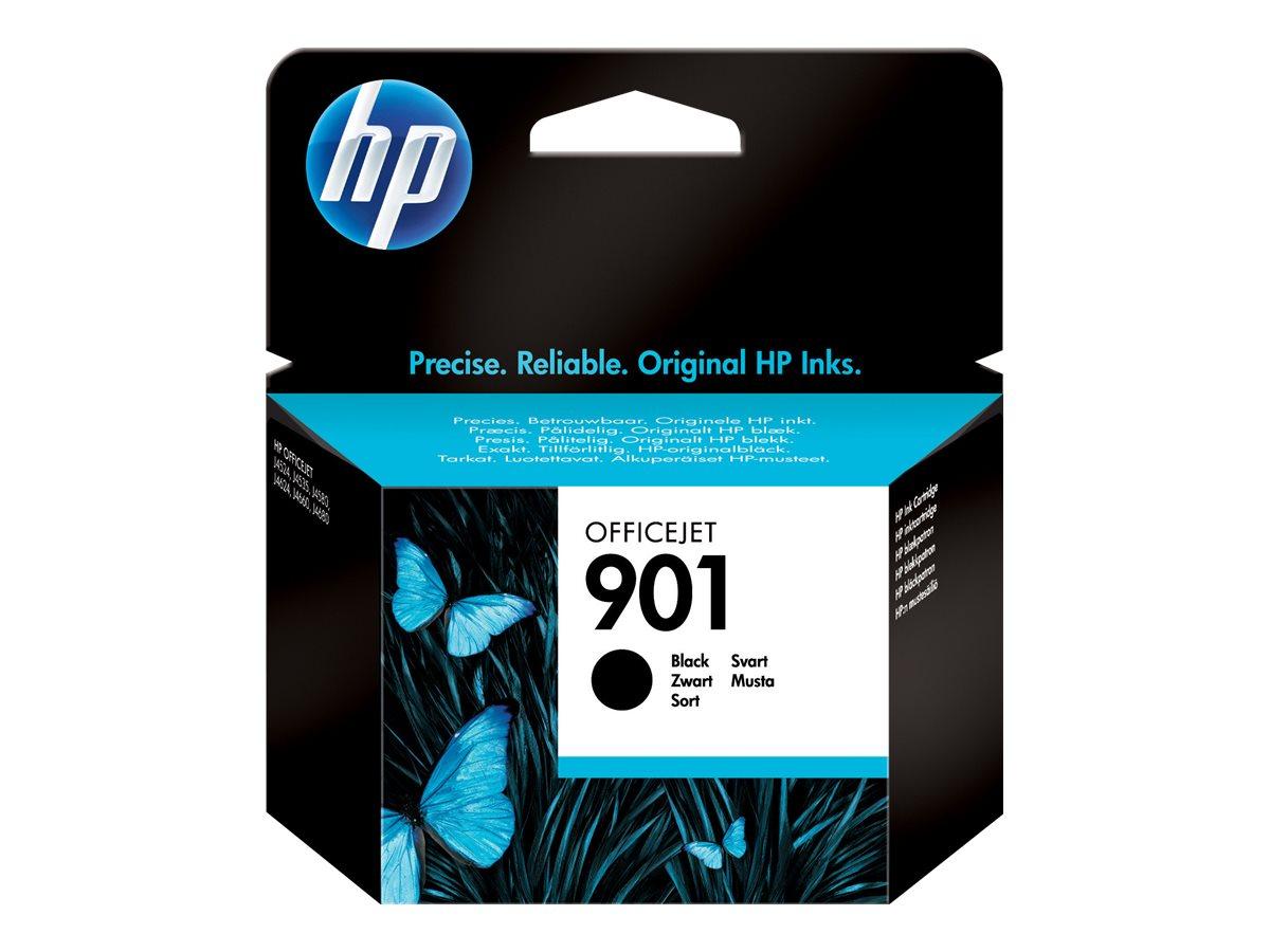 HP 901 - noire - originale - cartouche d'encre