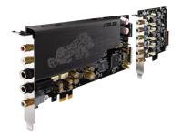 ASUS Essence STX II 7.1 Lydkort 24 bit 192 kHz 124 dB SNR 7.1 PCIe