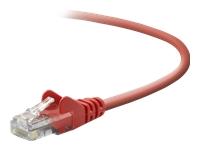 Belkin Câbles-Réseau A3L791B02M-REDS