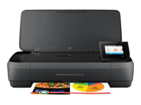 Image of HP Officejet 250 Mobile All-in-One - multifunction printer (colour)