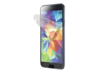 iLuv SS5CLEF Clear Protective Film Kit - Screen protector - for Samsung Galaxy S5