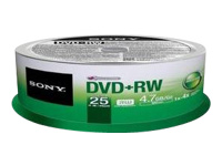 Sony CD-R/W et DVD-R 10DPW47SP
