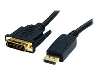 1.8mt DisplayPort to DVI Cable - M/M