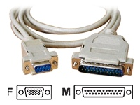 MCAD C�bles et connectiques/Cordons DB25 et DB9 139000