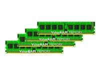 KINGSTON  ValueRAMKVR1333D3N9HK4/32G
