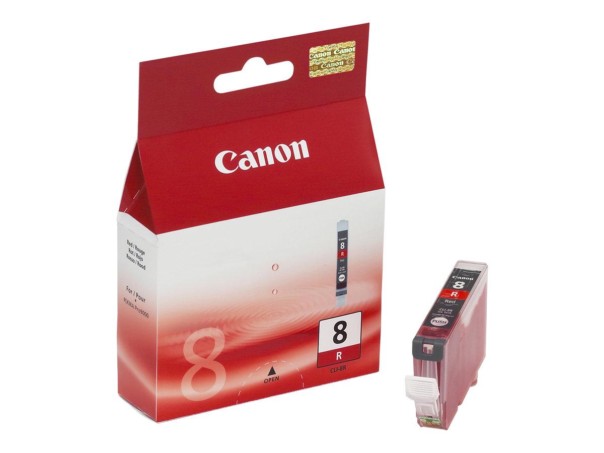 Canon CLI-8R - rouge - original - réservoir d'encre