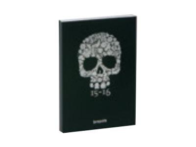Brepols Skull/Esprit Gothique - agenda