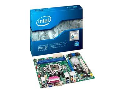 intel desktop board dh61be