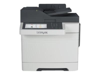 Image of Lexmark CX510de - multifunction printer ( colour )