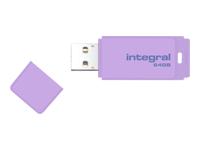 Integral Europe Cl�s USB INFD64GBPASLH