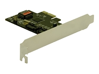 DeLOCK SATA II PCI Express Card Styreenhed til lagring (RAID) 2 Kanal