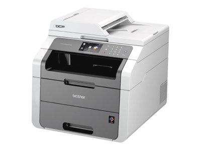 Impresora multifuncion Brother DCP 9020CDW