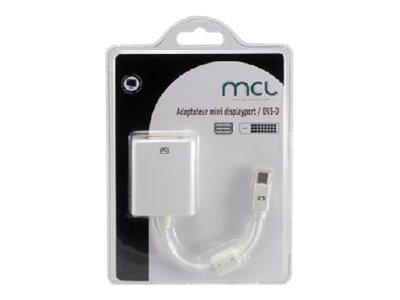 MCL Samar Adaptateur DisplayPort - 10 cm