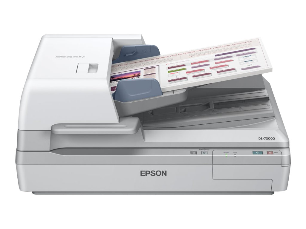 epson workforce ds 70000 scanner de documents scanners. Black Bedroom Furniture Sets. Home Design Ideas