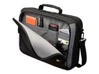 "Case Logic 18"" Laptop Case - Notebook carrying case - 18"" - black"